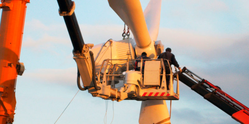 LA GALA Costruzioni - Acerenza - eolico