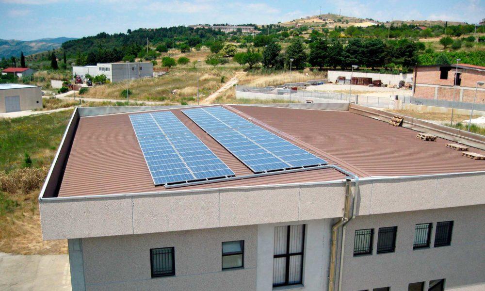 LA GALA Costruzioni - Acerenza - fotovoltaico