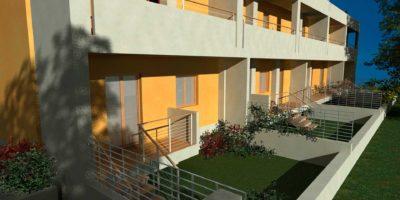 LA GALA Costruzioni - Residenze Vasto - render