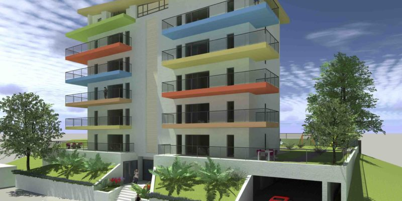 Residenza Lotto 10, Potenza - La Gala Costruzioni
